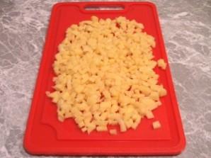 Слоеные пирожки с курицей - фото шаг 3