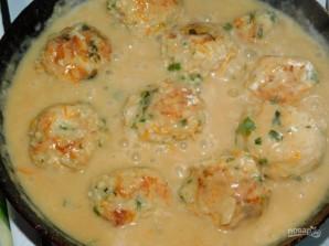 Томатно-сливочные тефтели  с соевым соусом - фото шаг 4
