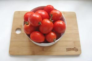 Сок из помидоров через мясорубку - фото шаг 2