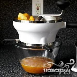Персиковое масло - фото шаг 3