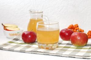 Яблочный сок в домашних условиях - фото шаг 7