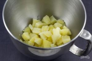 Картофельное пюре с беконом - фото шаг 3
