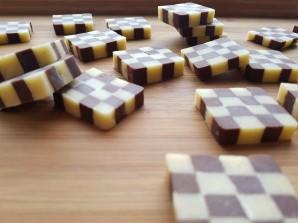 """Печенье """"Шахматы"""" - фото шаг 19"""