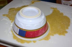 Пирожки с фаршем в духовке - фото шаг 4
