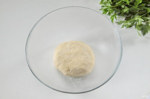 Постные пирожки с фасолью - фото шаг 4