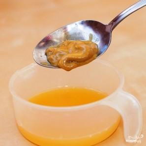 Семга под апельсиновым соусом - фото шаг 4