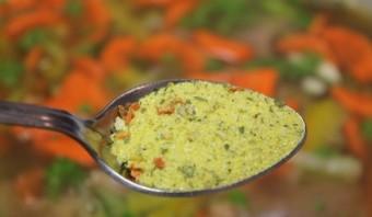 Суп из говядины и картофеля - фото шаг 10