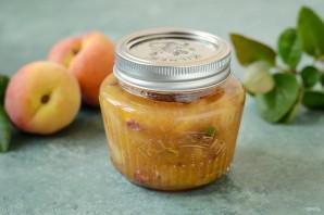 Конфитюр из персиков с фисташками - фото шаг 8