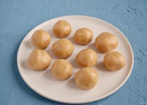 Шарики из арахиса - фото шаг 4