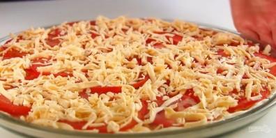 """Пицца """"Синьорина"""" - фото шаг 4"""