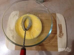 Маффины из цельнозерновой муки с яблоком и морковью - фото шаг 2