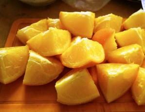 Апельсиново-миндальный пирог - фото шаг 1