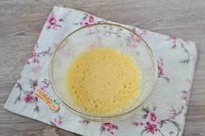Простой рецепт творожной запеканки в духовке - фото шаг 6