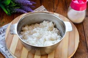 Рисовая каша на сливках - фото шаг 2