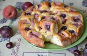 Воскресный пирог - фото шаг 16
