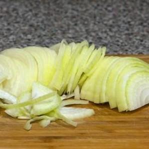 Курица с грибным соусом - фото шаг 6