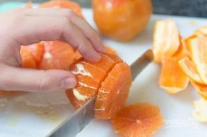 Салат из фенхеля, апельсина и свеклы - фото шаг 2
