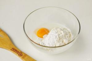 Картофельные оладьи с сыром - фото шаг 2