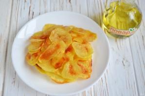 Домашние картофельные чипсы - фото шаг 5