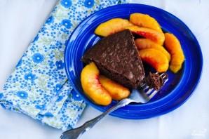 Шоколадный пирог со свеклой - фото шаг 9