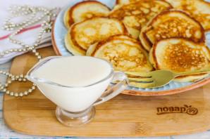 Сладкий молочный соус - фото шаг 5