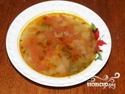Луковый суп для похудения - фото шаг 8