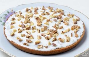 Ореховый торт в мультиварке - фото шаг 8