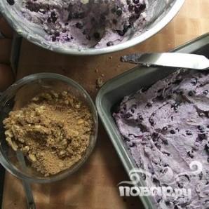 Черничный пирог с йогуртом - фото шаг 4