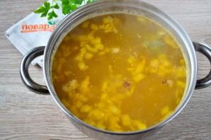 Суп с тестом - фото шаг 6