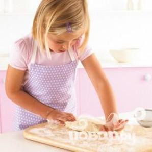 Веселые булочки - фото шаг 5