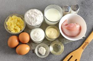 Невесткин пирог - фото шаг 1