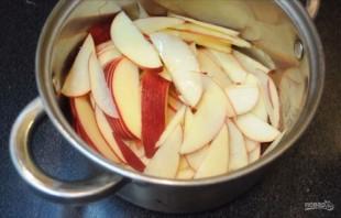 Пирог с яблочными розами - фото шаг 4