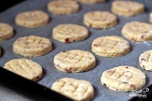 Печенье с беконом и сыром - фото шаг 7