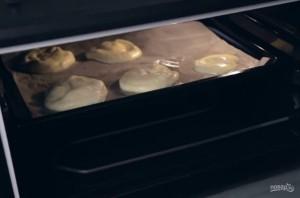 Белковый бургер с овощами - фото шаг 3