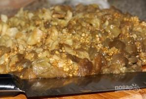 Закуска из баклажанов любимая - фото шаг 7