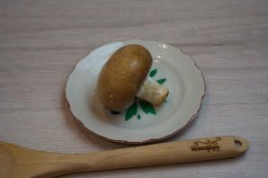 Суп на грибном бульоне - фото шаг 4