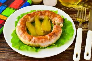 Домашняя рубленая колбаса - фото шаг 8