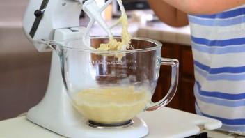 Яблочный пирог на рисовой муке - фото шаг 2