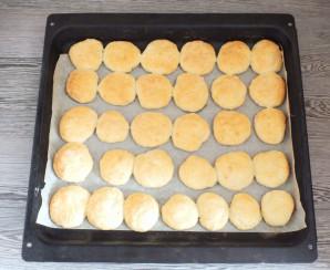 Печенье из творога со сгущенкой - фото шаг 10