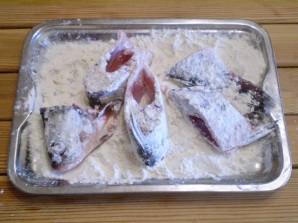 Жареная рыба с подливой - фото шаг 5