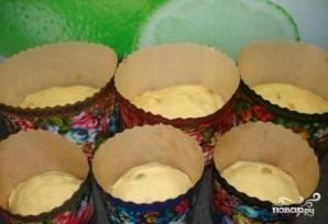 Венское тесто для куличей - фото шаг 12