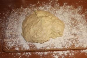 Пирог с сельдью - фото шаг 2