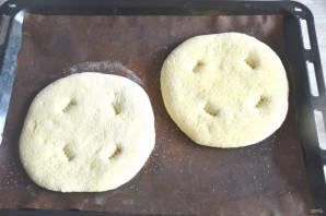 Марокканский хлеб - фото шаг 6