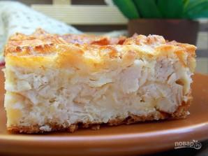 Быстрый куриный пирог - фото шаг 7