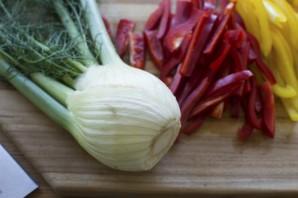 Паэлья вегетарианская - фото шаг 2