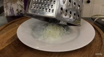 Нежнейший салат из печени трески - фото шаг 2