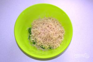 Запеканка из макарон с брокколи - фото шаг 7