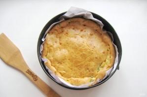 Заливной пирог на майонезе - фото шаг 15