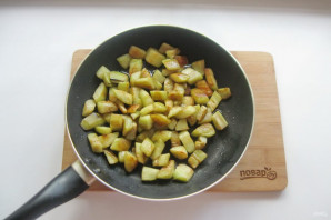 Баклажаны в сливочном соусе - фото шаг 3