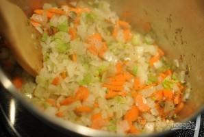 Простой гороховый суп с копченостями - фото шаг 2
